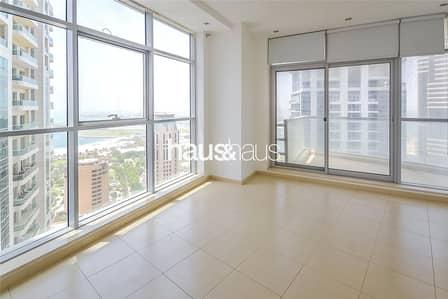 شقة 2 غرفة نوم للايجار في دبي مارينا، دبي - Bluewaters View | 2 Bed + Storage | Chiller Free