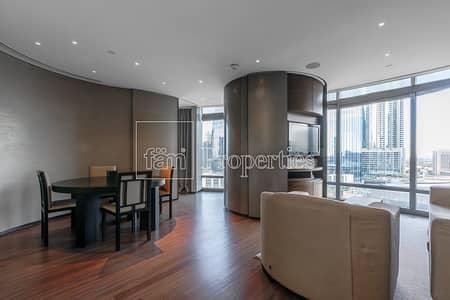 1 Bedroom Apartment for Sale in Downtown Dubai, Dubai - 1BR Boulevard View Armani Casa Furnished