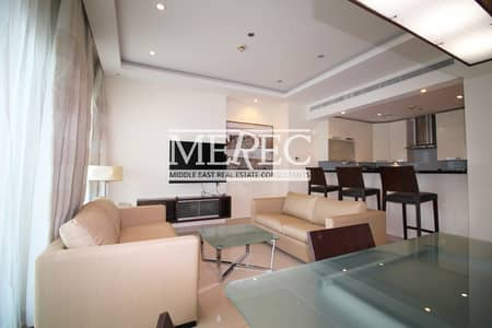 1 Bedroom Apartment for Rent in Jumeirah Lake Towers (JLT), Dubai - 1 Bed | Fully Furnished | Bonnington Tower-JLT