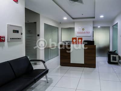 Office for Rent in Business Bay, Dubai - Low Price Services Offices for Rent