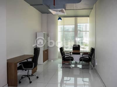 Fully Furnished Offices in Business Center for Rent in Business Bay