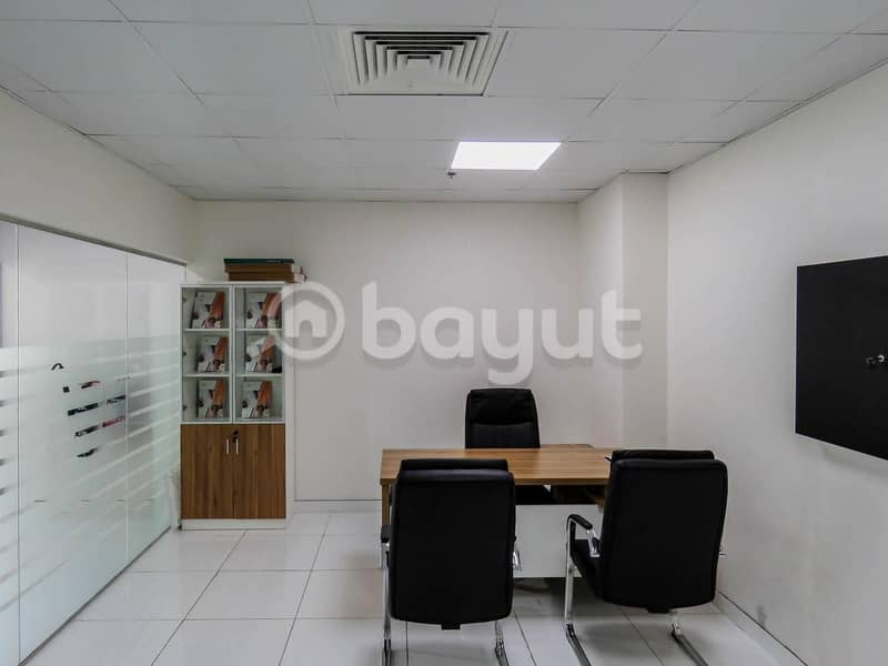 Cheapest Serviced Office in Business Bay Business Center | Bayut com