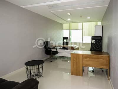 Office for Rent in Business Bay, Dubai - Serviced Office with Ejari and Direct from Landlord @ Zero Commission