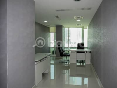 Office for Rent in Business Bay, Dubai - 200+ SQFT | Fully Furnished Offices | AED 30