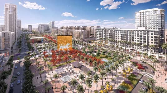 2 Bedroom Apartment for Sale in Town Square, Dubai - Spacious 12R | Furnished | Town Square Warda 2
