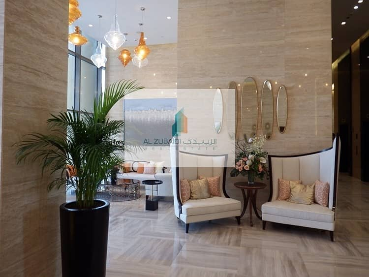 LUXURIOUS FULLY FURNISHED ONE BEDROOM  IN GHALIA