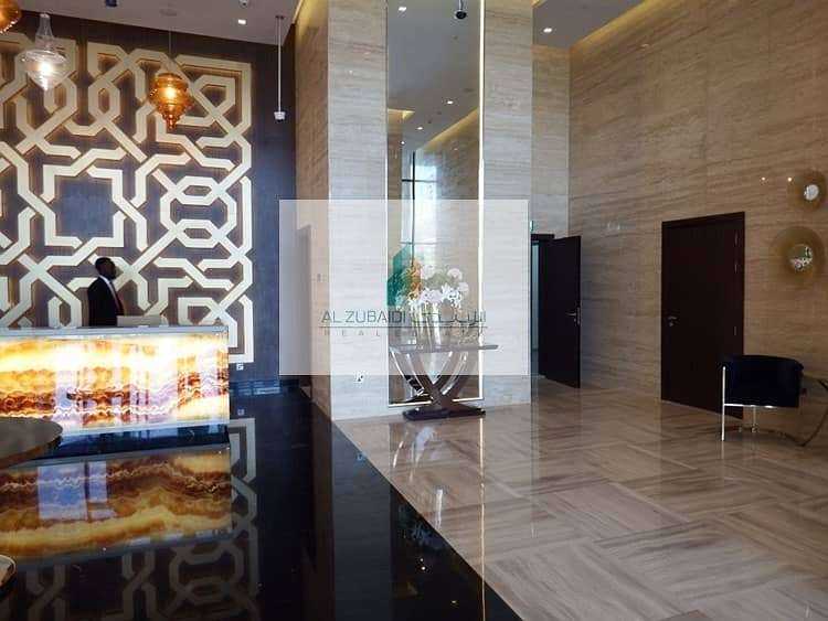 11 LUXURIOUS FULLY FURNISHED ONE BEDROOM  IN GHALIA