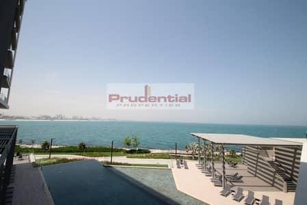 فلیٹ 3 غرفة نوم للايجار في جزيرة بلوواترز، دبي - Full Sea Views I Panoramic ISpacious 3 bed + Maid
