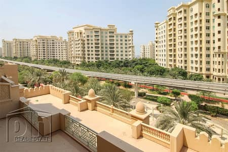 1 Bedroom Flat for Rent in Palm Jumeirah, Dubai - Immaculate | Spacious Apartment | Ready to Move