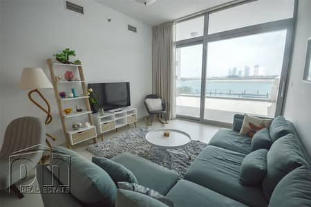 1 Bedroom Apartment for Rent in Palm Jumeirah, Dubai - Fully Furnished 1 Bed Sea View Vacant Ready