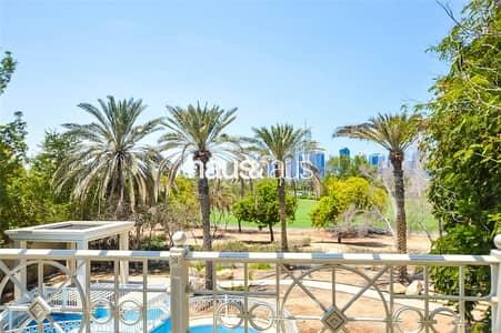 فیلا 6 غرفة نوم للبيع في تلال الإمارات، دبي - Priced to Sell   Private Location   Golf Views