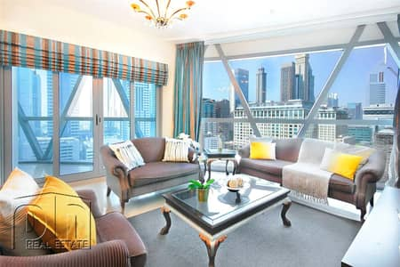 2BR|New to Market|DIFC Views|Vacant on Transfer