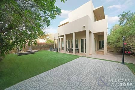 فیلا 3 غرف نوم للبيع في المرابع العربية، دبي - 3 Bed | Backing Park | Vacant on Transfer