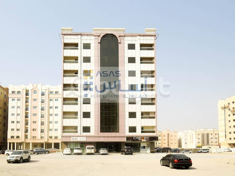 EXCLUSIVE OFFER ONE MONTH FREE FOR 3 BEDROOM APARTMENTS IN ASAS Q1 BUILDING
