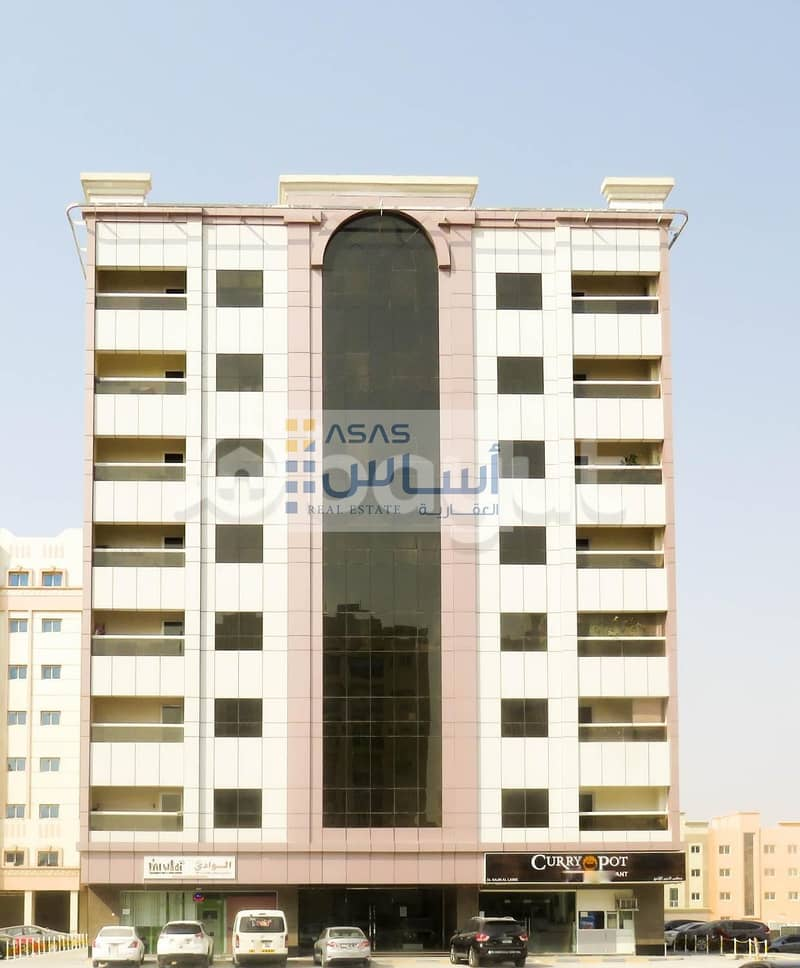 19 EXCLUSIVE OFFER ONE MONTH FREE FOR 3 BEDROOM APARTMENTS IN ASAS Q1 BUILDING