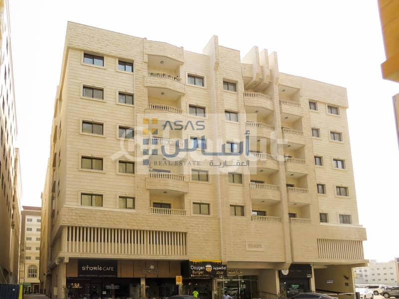 EXCLUSIVE OFFER  1 MONTH FREE FOR  2 BEDROOM APARTMENT IN ASAS Q3 BUILDING