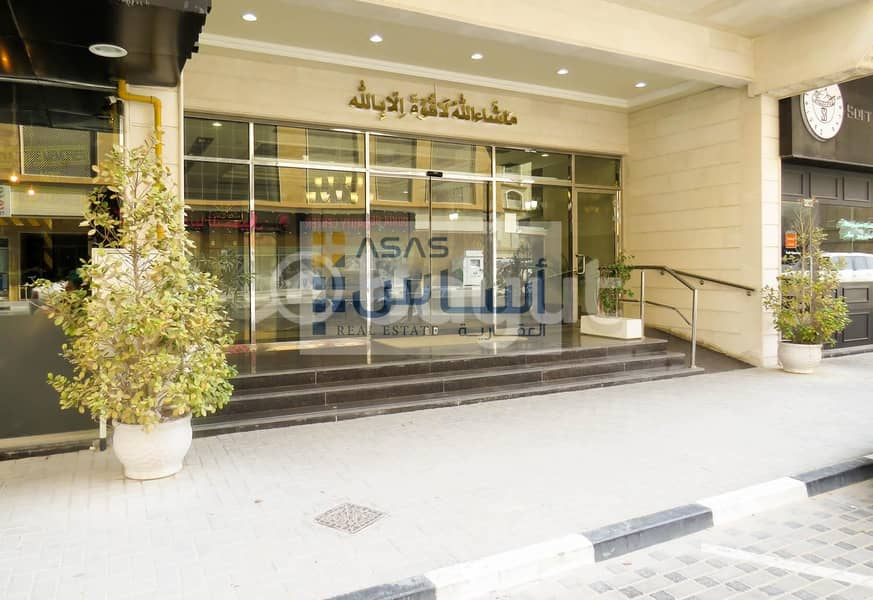 2 EXCLUSIVE OFFER  1 MONTH FREE FOR  2 BEDROOM APARTMENT IN ASAS Q3 BUILDING