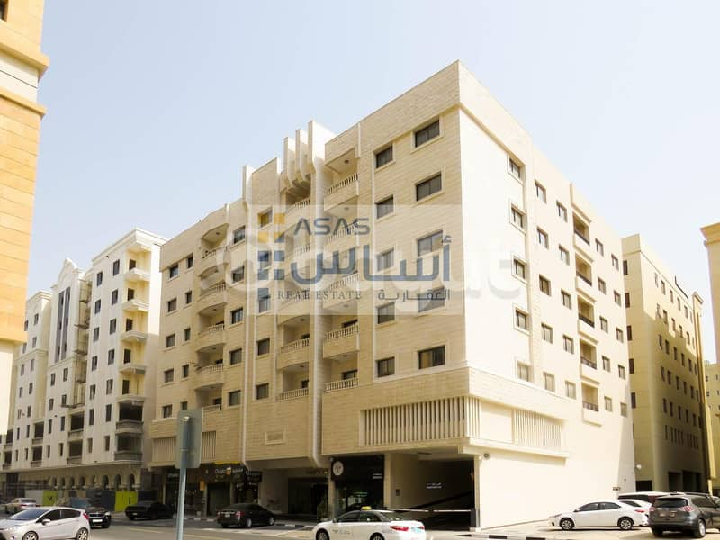 18 EXCLUSIVE OFFER  1 MONTH FREE FOR  2 BEDROOM APARTMENT IN ASAS Q3 BUILDING