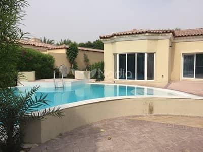 4 Bedroom Villa for Rent in Motor City, Dubai - 4BR Bungalow   Private Pool  Green Community