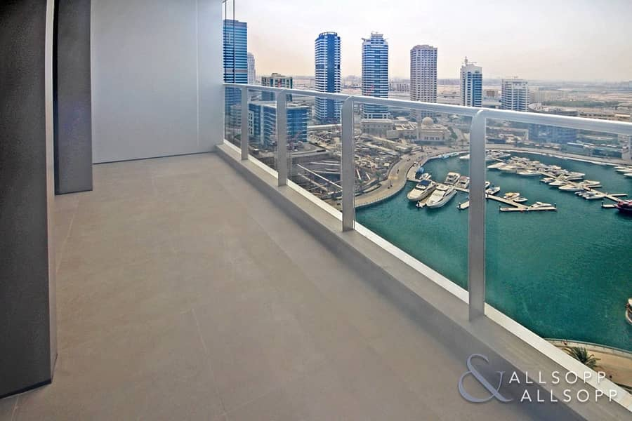 10 Marina View | Large Balcony | 1 Bedroom