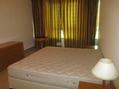 1 Bedroom Flat for Rent in Corniche Area, Abu Dhabi - Full Sea View Semi Furnished Apartment In Corniche