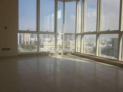 فلیٹ 3 غرفة نوم للايجار في شارع النجدة، أبوظبي - WONDERFUL  3BR Flat  & Paranormal view in AL Najda Street