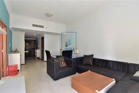 1 Bedroom Apartment for Rent in Jumeirah Lake Towers (JLT), Dubai - Furnished 1BR  upgraded and well mantain