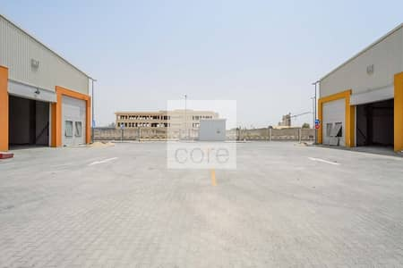 High quality finishes warehouse Mussafah