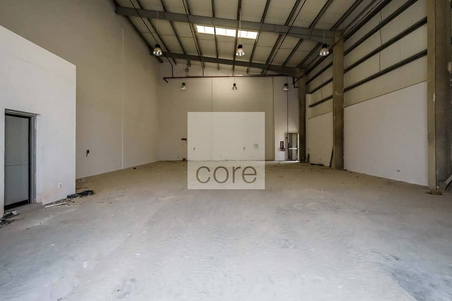 2 High quality finishes warehouse Mussafah