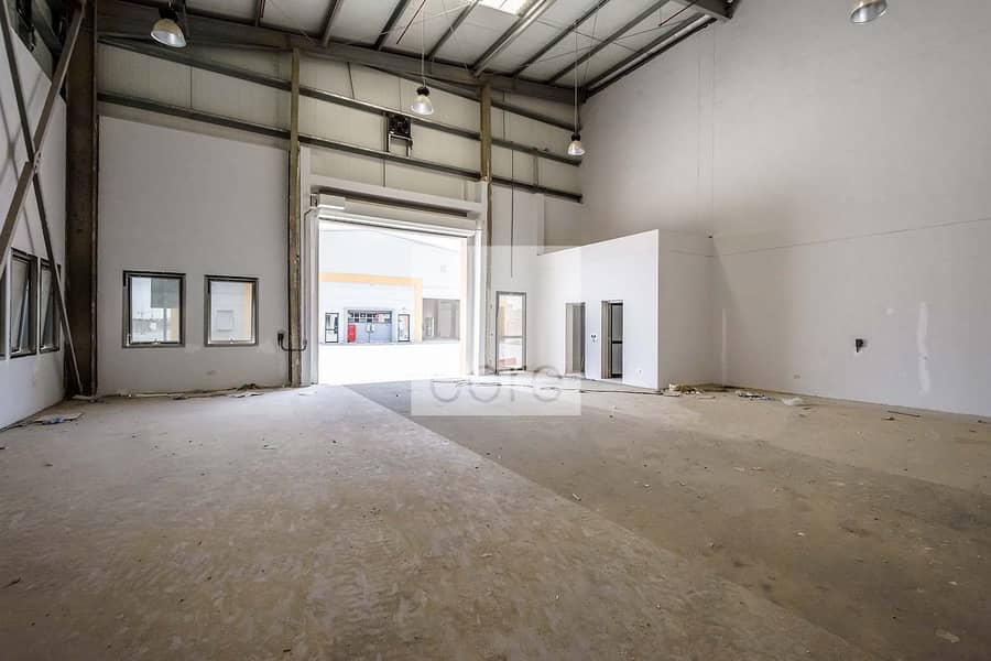2 Spacious  warehouse in Mussafah for  rent
