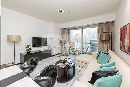 فلیٹ 1 غرفة نوم للبيع في دبي مارينا، دبي - Fully Upgraded | Best Type 1BR | Full Marina View