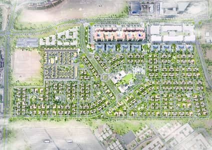 Plot for Sale in Khalifa City A, Abu Dhabi - Huge Plot - Build your own, close to Airport