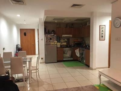 فلیٹ 1 غرفة نوم للبيع في دائرة قرية جميرا JVC، دبي - 1 BR with  Balcony | Vacant | Unfurnished