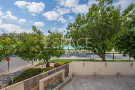 6 Bedroom Villa for Sale in The Meadows, Dubai - Upgraded | Corner Plot | Lake view Type 9