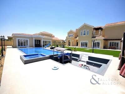 فیلا 6 غرفة نوم للايجار في المرابع العربية، دبي - Extended | Field View | Private Pool | 6BR