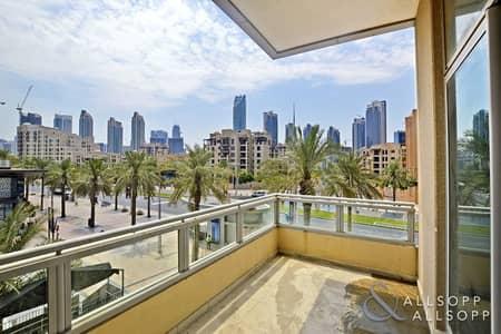 فلیٹ 2 غرفة نوم للبيع في وسط مدينة دبي، دبي - Large Two Bed | Vacant | Boulevard View