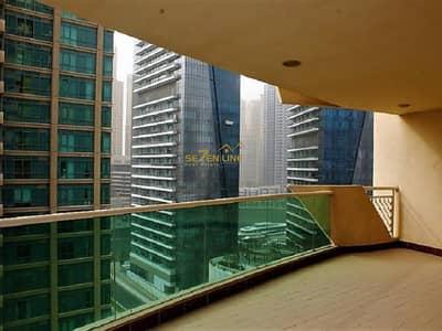 فلیٹ 3 غرفة نوم للايجار في دبي مارينا، دبي - Renovated 3BR and MR w/ Kitchen appliances