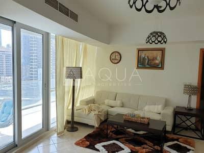 2 Bedroom Flat for Rent in Dubai Marina, Dubai - Marina view | Unfurnished | Vacant | Low Floor