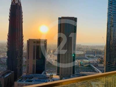 فلیٹ 3 غرفة نوم للايجار في وسط مدينة دبي، دبي - شقة في وسط مدينة دبي 3 غرف 160000 درهم - 4237421
