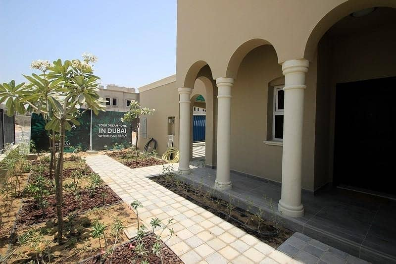 10 75% post handover in 5Yrs | Spanish Style Townhouses| 0% DLD FEES |
