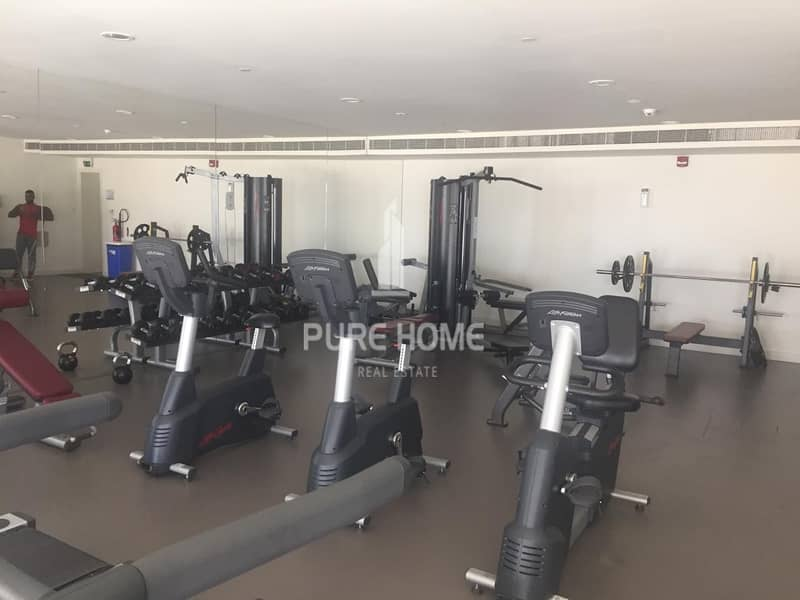 17 High Finished 1 Bedroom Apartment in Najmat Abu Dhabi
