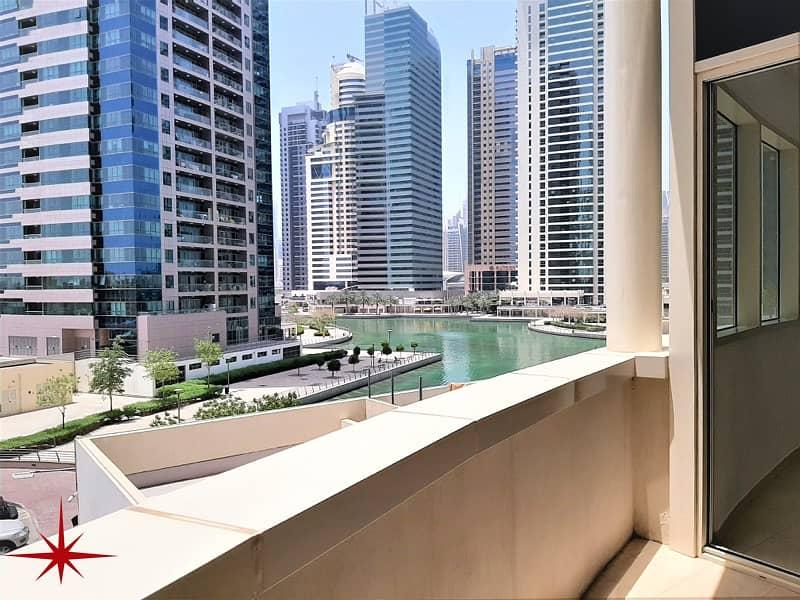 شقة في ليك تراس أبراج بحيرات جميرا 1 غرف 74500 درهم - 4237587