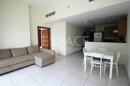 شقة 1 غرفة نوم للبيع في دبي مارينا، دبي - Exclusive | Partial Marina View | Vacant