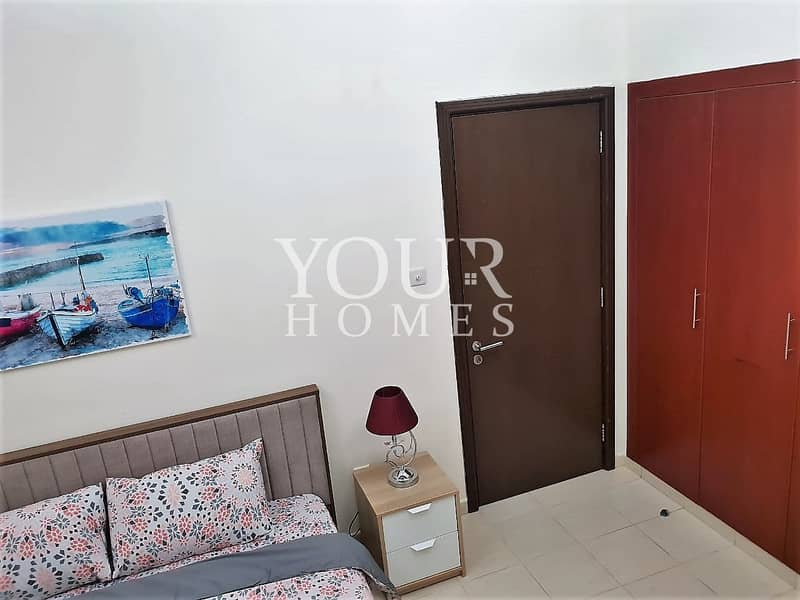 18  Well Maintained 1 BR Apt For Rent