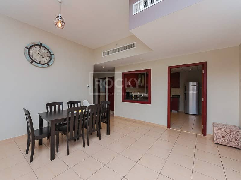 2 Furnished | 3 Bed | Kitchen Equipped | JBR