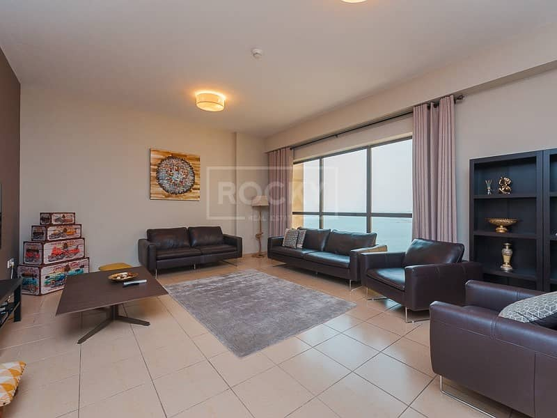 12 Furnished | 3 Bed | Kitchen Equipped | JBR