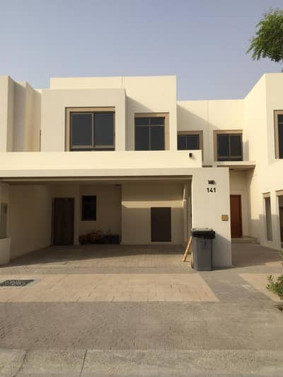 3 Bedroom Townhouse for Rent in Town Square, Dubai - 3BR+M Townhouse | Brand New Single Row Type 6.