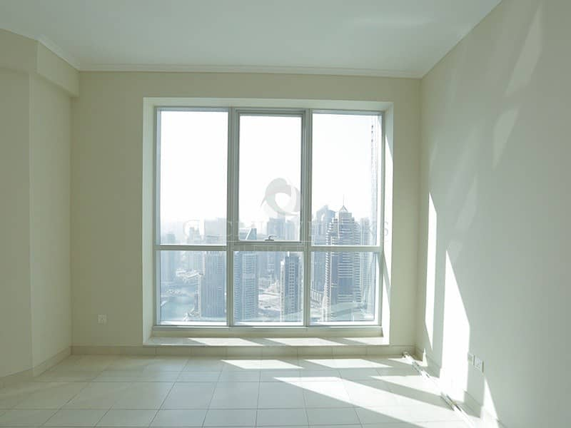 10 Lovely 2 bedroom apartment with Dubai Marina views