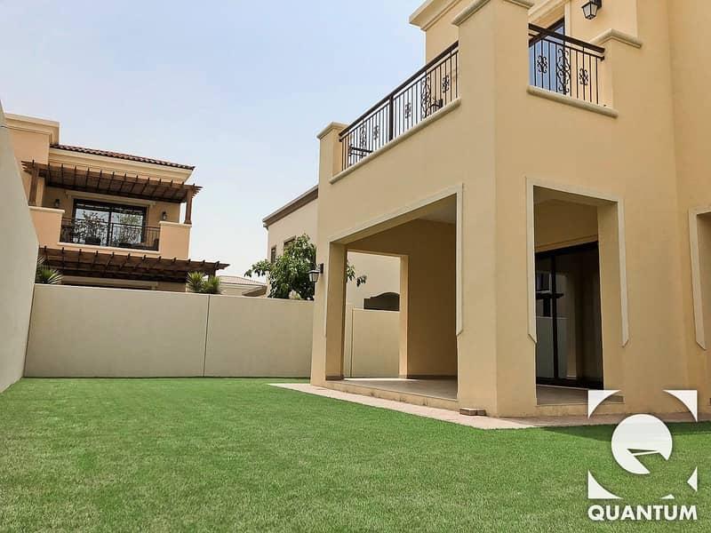 Type 4 Villa | Available | Landscaped Garden