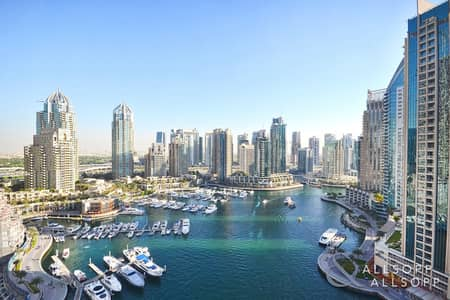 Stunning 1 Bed | Cayan Tower | Marina View